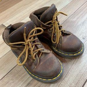 Doc Martens | Brown Booties | Toddler Boy 13